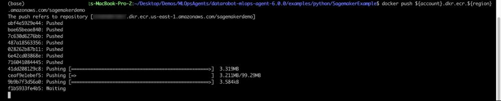 Figure 19. More Docker push results