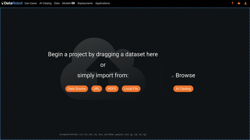 Figure 1. Data Import