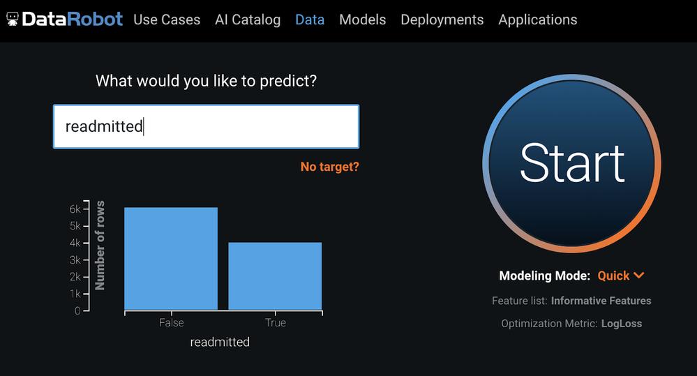 Figure 2. Target Selection